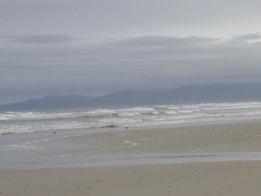 Strahan, Ocean Beach, Tasmanien, Australien