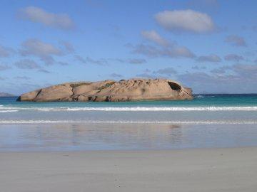 Twilight Beach, Australien