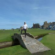 4 - St. Andrews Old Course Scotland