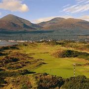 6 - Royal County Down N.Ireland
