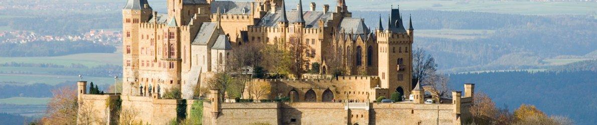 Burg Hohenzollern, Deutschlan