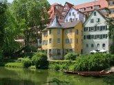 Hölderlinturm, Tübingen, Deutschlan