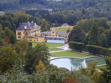Österreich - Salzburg - Schloss Hellabrunn