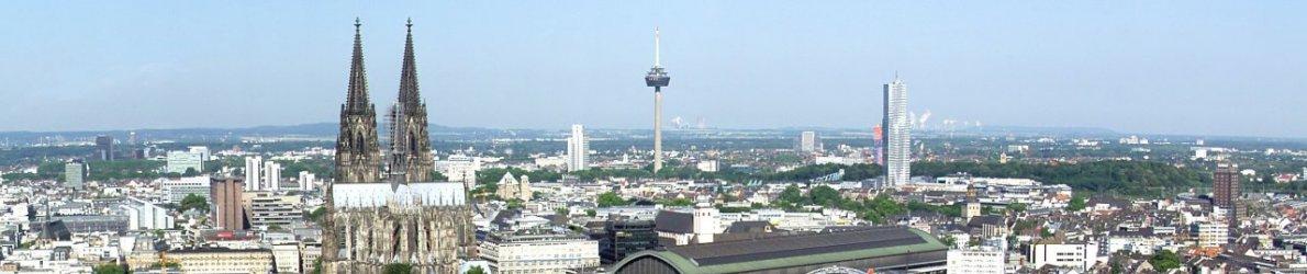 Koeln Panorama