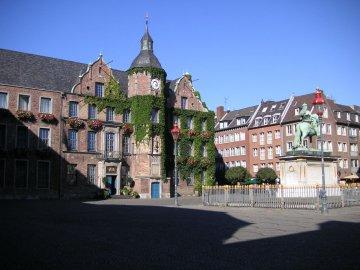 Düsseldorf, Rathaus