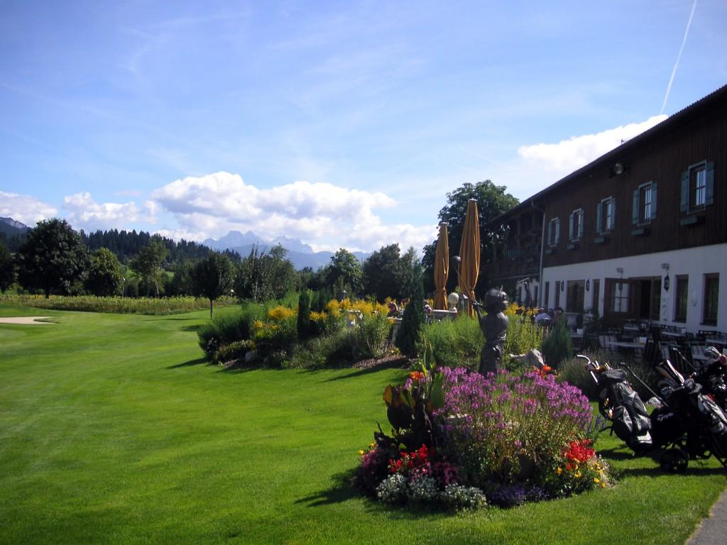 Golfclub Wilder Kaiser Ellmau, Österreich