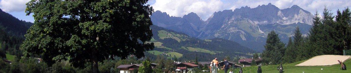 Golfclub Schwarzsee-Reith, Tirol, Österreich