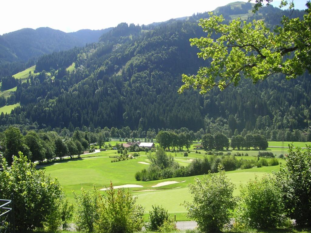 Golfclub Römergolf, Tirol, Österreich
