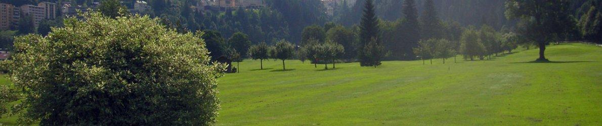 Golfclub Gastein, Tirol, Österreich