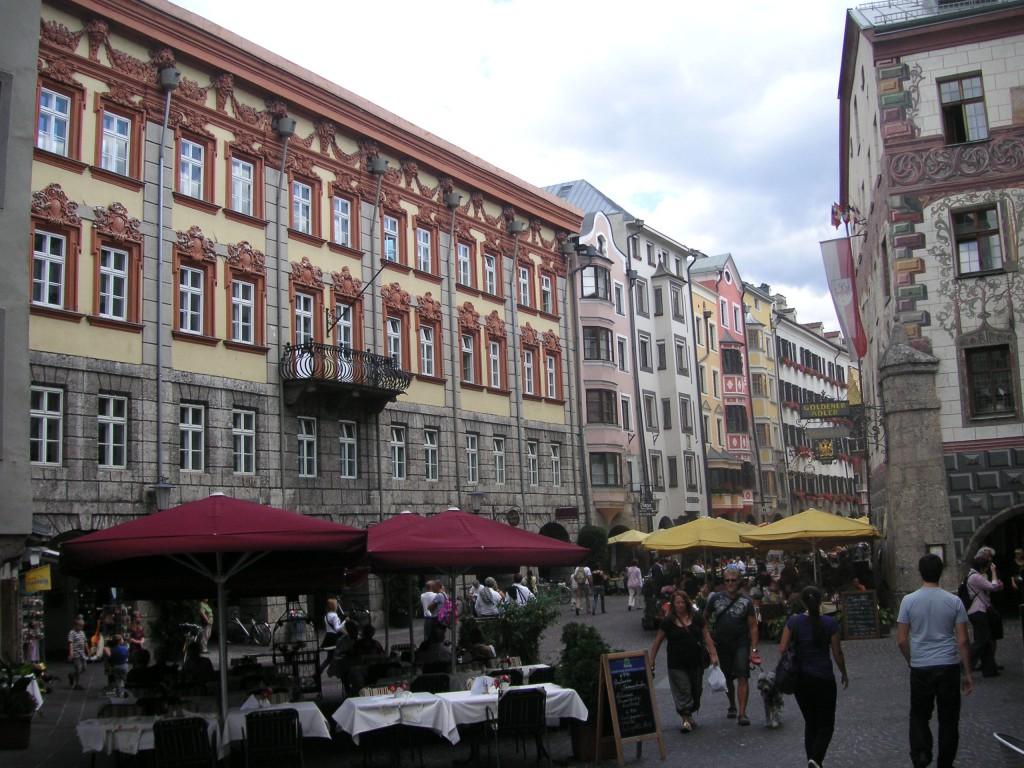 Innsbruck, Tirol, Österreich