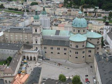 Österreich - Salzburg - Dom