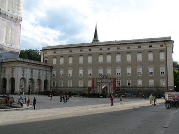 Österreich - Salzburg - Residenz