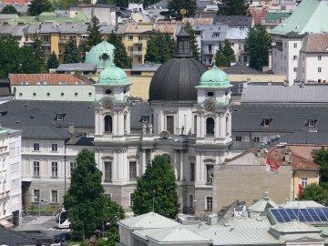 Österreich - Salzburg - Dreifaltigkeitskirche