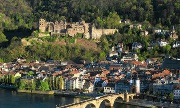 Deutschland - Baden-Württemberg - Schloss Heidelberg