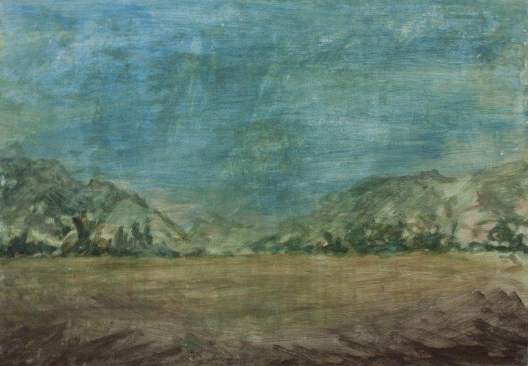 Robin Weuste, Landschaft