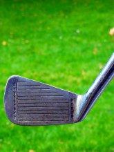 Alter Golf-Schläger