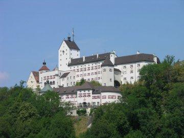 Schloss Hohenaschau, Bayern, Deutschland