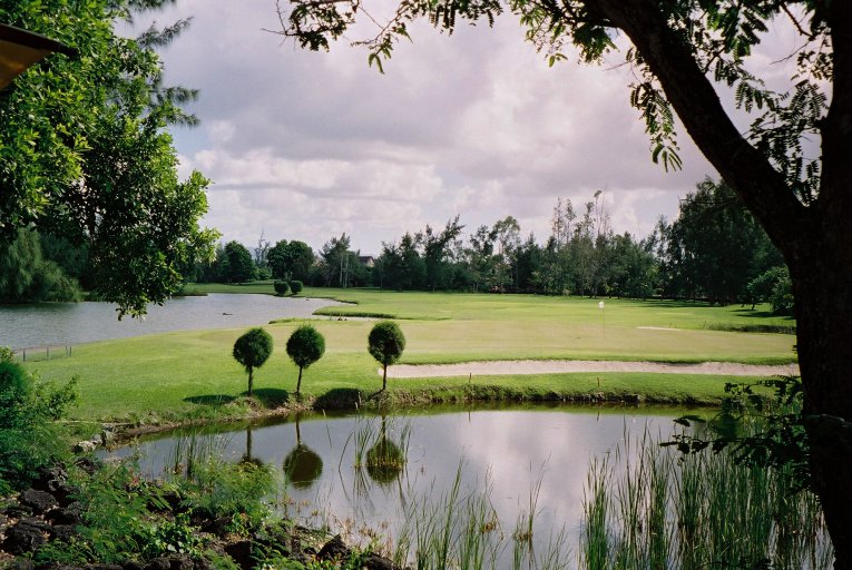 The Legend GC, Mauritius