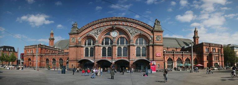 Bremen, Hauptbahnhof, Deutschland
