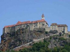 Burg Riegersburg, Steiermark, Österreich