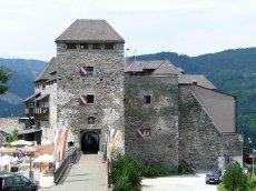 Burg Oberkapfenberg, Steiermark, Österreich