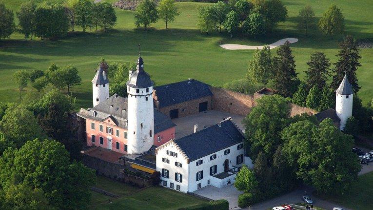 Nordrhein-Westfalen - Burg Zievel