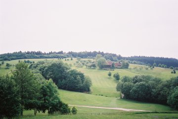 Golfplatz Lederbach Bayern