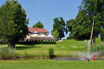 Golfclub Isarwinkel - Clubhaus