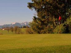 Golfclub Isarwinkel - Alpenblick