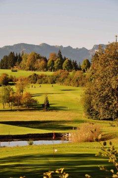 Golfclub Isarwinkel - Panorama