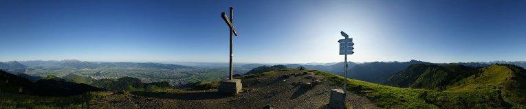 Hohe Kugel, Vorarlberg, Österreich
