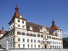 Schloss Eggenberg, Steiermark, Österreich