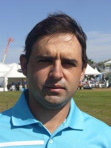 Fabrizio Zanotti, Golf Pro