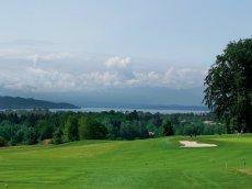 Golfclub Gut Rieden, Bayern, Am Starnberger See, Seeblick