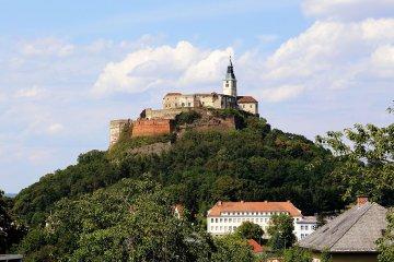 Burg Güssing, Burgenland, Österreich