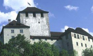 Schattenburg, Feldkirch, Vorarlberg, Österreich