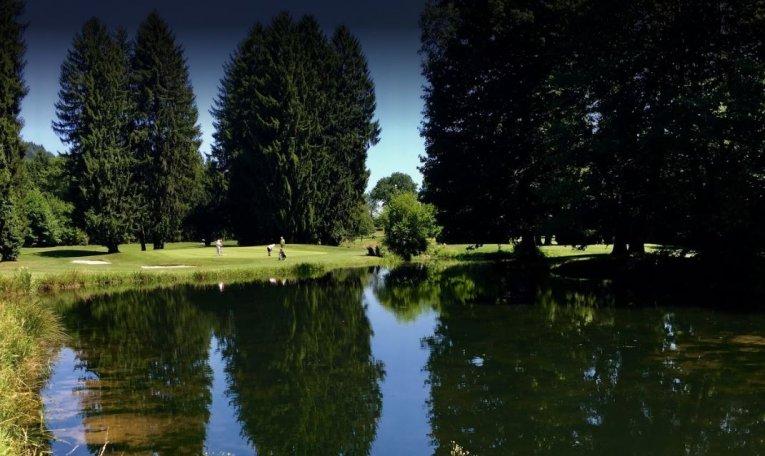 Golfclub Gütermann Gutach - Baden-Württemberg - Deutschland
