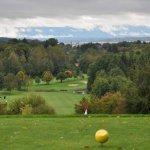 Golfclub Gut Rieden, Bayern, Am Starnberger See, Panorama