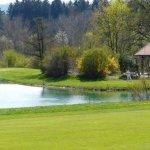 Golfclub Gut Rieden, Bayern, Am Starnberger See, Hütte