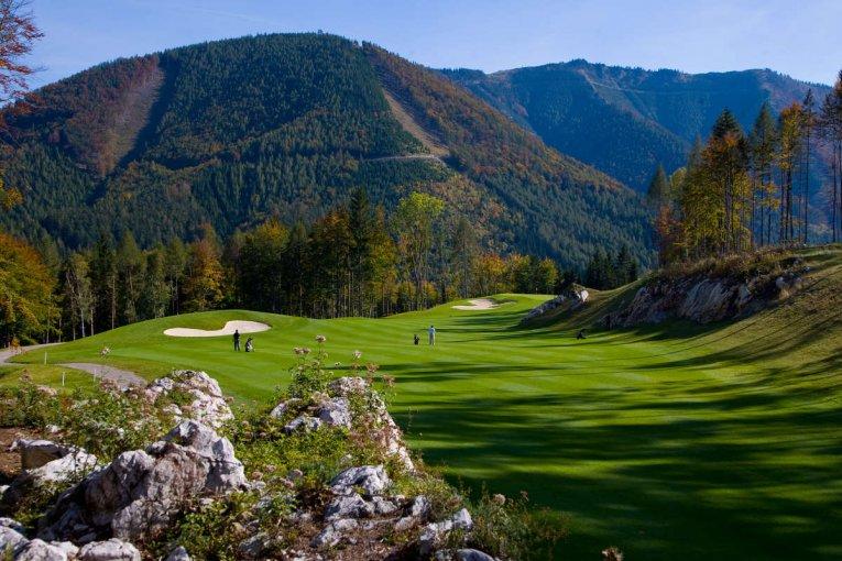 Golfclub Haugschlag, Niederösterreich, Österreich