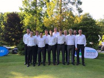 Golf Club Hubbelrath - Herren - Deutscher Mannschaftsmeister 2017