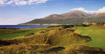 Royal County Down Golf Club, Irland