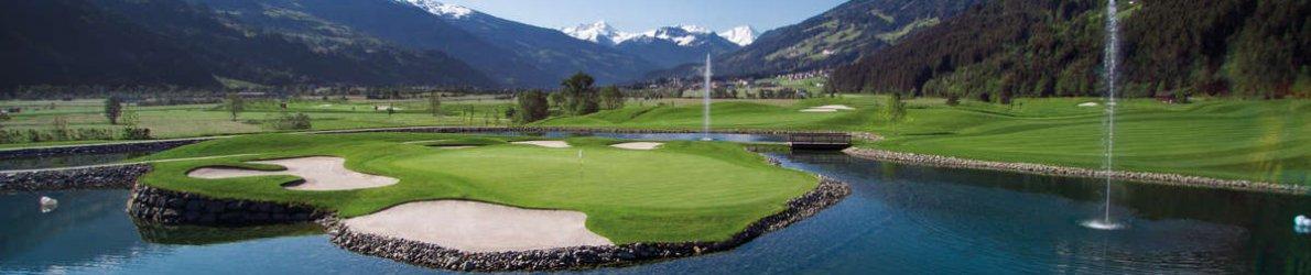 Golfclub Zillertal Uderns- Tirol - Ötsrreich