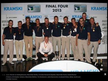 Deutscher Golfmeister 2015 - GC Hubbelrath