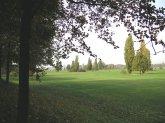 Golfplatz auf der Lausward, Düsseldorf