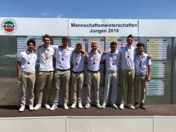 GC Hubbelrath - NRW Meisterschaft 2018
