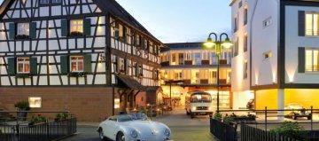 Hotel Ritter, Durbach, Baden-Württemberg, Deutschland