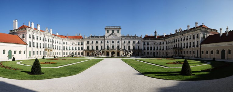 Schloss Esterhazy, Österreich