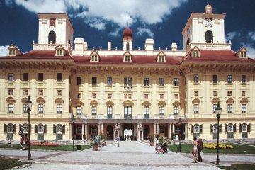 Schloss Esterhazy, Eisenstadt, Österreich
