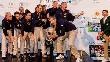 GC Hubbelrath Sieger Final Four 2016